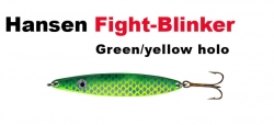 Hansen Fight 18g green / yellow holo