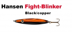 Hansen Fight 15g black/copper