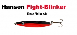 Hansen Fight 15g red/black