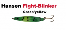 Hansen Fight 15g green/yellow