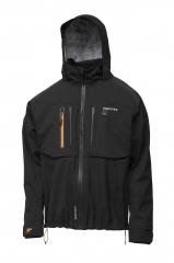 Scierra X-Stretch Wading Jacket , Watjacke  Gr. L  Farbe: Schwarz