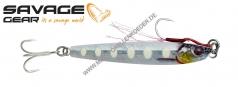 Savage Gear 3D Jig Minnow 68mm 15g Bone White Glow PHP