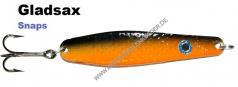 Gladsax Snaps Blinker - 25g - Fluo Orange / Schwarz