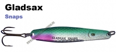 Gladsax Snaps Blinker - 25g - Flex Grün / Silber