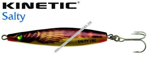 Westin Salty 18 G UV Real Goby 89 mm
