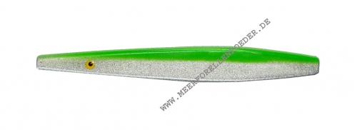 Dega Meerforelle Durchlaufblinker Inliner 20g Grün