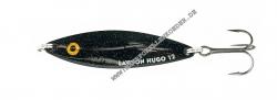 Lawson Hugo Blinker 60 mm 20 g schwarz Glitter / Dark Horse