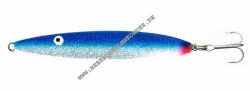 Original Henry`s Skrue 97mm 25g Blau / Silber