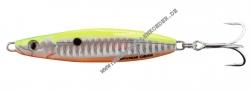 Savage Gear Psycho Sprat 88mm 60g gelb / silber / orange Lemon Back