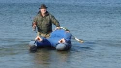 Bellybootangeln auf der Ostsee mit Bernd Klawe