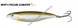 Savage Gear 3D Horny Herring 100 mm 23 g Green Silver
