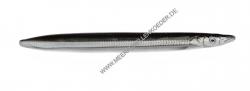 Savage Gear 3D Line Thru Sandeel 125 mm 19 g Sonderfarbe Black Silver Green Pearl