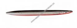 Savage Gear 3D Line Thru Sandeel 150 mm 27 g Sonderfarbe Black & Red UV