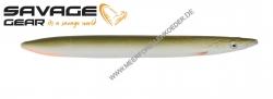 Savage Gear 3D Line Thru Sandeel 110 mm 15 g  Sandeel Ghost