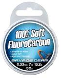 Savage Gear Soft Fluorocarbon 9,4 kg 0,39 mm 35m