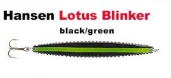 Lotus-Blinker 15g black/green