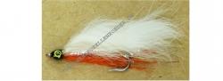 White Mink Gr.6 Weiss / Rot