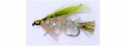 Rainbow Trout Gr.6 Grün / Weiss reflex