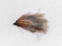 A.Jensen Agerskovs Squirrel Zonker grau / orange