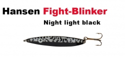 Hansen Fight 21g night light black