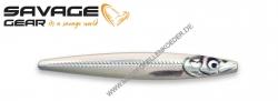 Savage Gear Line Thru Zerling 90mm 12g White Pearl