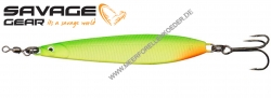 Savage Gear Nordic Seeker 98mm 23g Yellow / Green ; grün / gelb