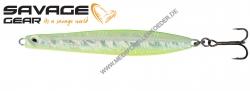 Savage Gear Seeker IPS 100mm 28g Fluo Green Yellow , fluo grün gelb