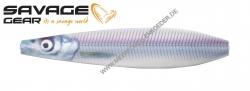 Savage Gear Line Thru Seeker 70mm 13g White Sandeel