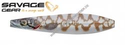 Savage Gear Line Thru Seeker 70mm 13g White Pout