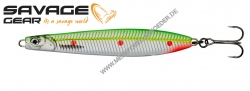 Savage Gear Seeker  Hotspot Selection 2021   87mm 16g Fluo Green Red Dots
