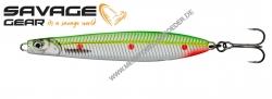 Savage Gear Seeker  Hotspot Selection 2021   98mm 23g Fluo Green Red Dots