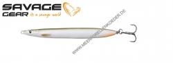 Savage Gear 3D Sandeel Pencil 90 mm 13 g  Matt White Tobis