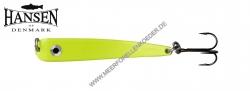 Hansen Stripper 85mm 22g UV Chartreuse / Black  Limited Edition