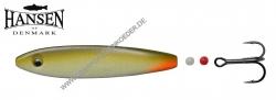 Hansen Hot Shot Inline SD  Scandinavian Design  65mm 12,5g  Green Tobis