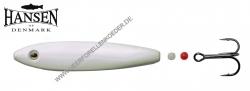Hansen Hot Shot Inline SD  Scandinavian Design  65mm 12,5g  Pearl White