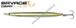 Savage Gear 3D Sandeel Pencil 125 mm 19 g  Motor Oil UV