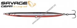 Savage Gear 3D Sandeel Pencil 125 mm 19 g  Black & Red UV