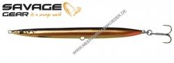 Savage Gear 3D Sandeel Pencil 125 mm 19 g  Black Copper UV