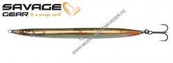 Savage Gear 3D Sandeel Pencil 125 mm 19 g  Sandeel Copper Orange UV Dots