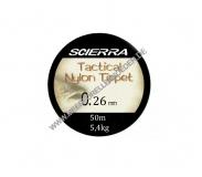 Scierra Tactical Nylon Tippet 0,26 mm 5,4 kg  50m