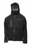 Scierra X-Stretch Wading Jacket , Watjacke  Gr. XL  Farbe: Schwarz
