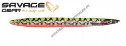 Savage Gear 3D Line Thru Sandeel 125 mm 19 g YG Pount