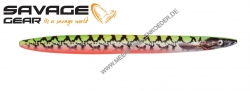 Savage Gear 3D Line Thru Sandeel 110 mm 15 g YG Pout