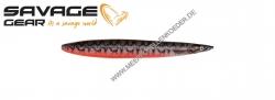 Savage Gear 3D Line Thru Sandeel 85 mm 11 g  Red Black Pout