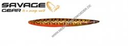 Savage Gear 3D Line Thru Sandeel 85 mm 11 g  Gold Pout