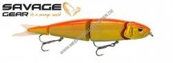 Porlogic Savagear 4 Play Herring Swim & Jerk 9,5cm 9g  Fluo Orange & Gold