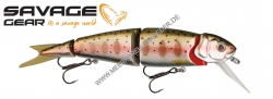 4 Play Herring Lowrider 9,5cm 8,5g  Rainbow Smolt