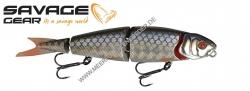 Savage Gear 4 Play Herring Swim & Jerk 19 cm 52g Swim & Jerk  Roach