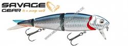 Savage Gear 4 Play Herring Liplure 19cm 52g Blue Silver