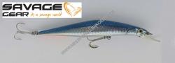Savage Gear Prey 115 mm 18 g  Blue Silver